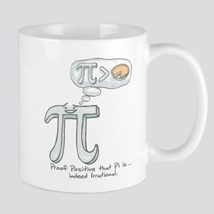 Pi is Irrational Mug